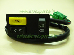 Horn Dipper Switch TVS Autorickshaw