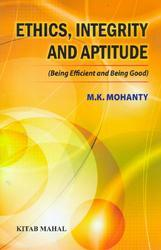 Ethics, Integrity And Aptitude - Book