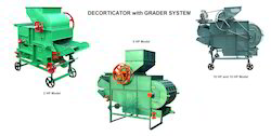 Decorticator with Grader System