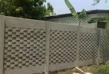 Ready Made Boundary Wall Compound