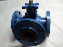 IC 3 Way Ball Valve