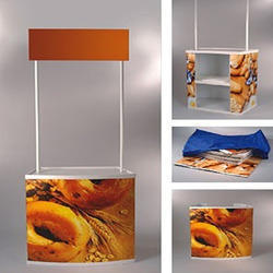 Outdoor Promotional Tables