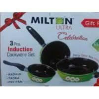 Milton Nova 3 Pcs Cookware Set