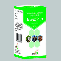 Ivermectin 1% & Clorsulon 10% Injection