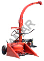 Row Independent Silage Maize Chopper - BIG DRUM