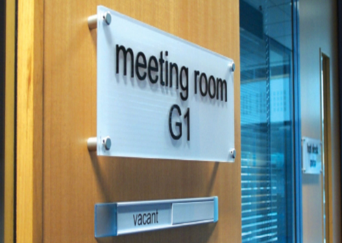 name plates acrylic name plate manufacturer from new delhi