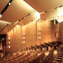 Auditorium Interior Design In India