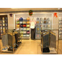 Retail Storage Rack