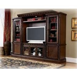 tv showcase unit
