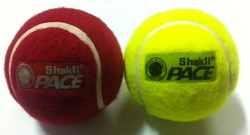 Cricket Tennis Balls - Heavy Weight