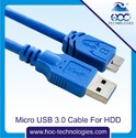 Micro USB Cable for HDD