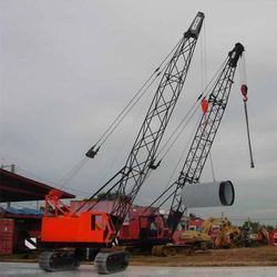 Crawler Cranes on Rent