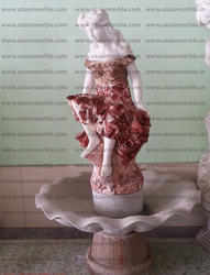 Lady Water Fountain