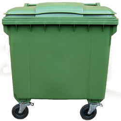 Dust Bin  With Wheel Capacity 660 Ltr
