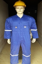 Fire Resistant Anti Static Coveralls