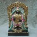 Vishnu In Black Stone