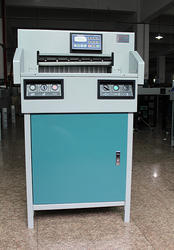 480 Qx Paper Cutting Machine