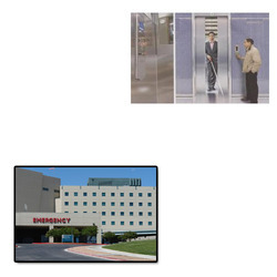 Auto Door Passenger Elevator for Hospitals