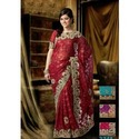 Golden Work Designer Sarees