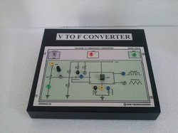 Voltage To Frequency Converter Trainer