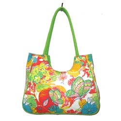 Stylish Printed Shopping Bag