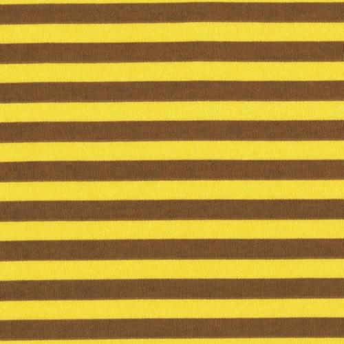 Striped Cotton Knitted Fabrics