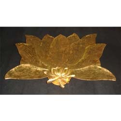 Lotus Gift Platter (  PL - RHF - 14 )