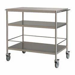 Stainless Steel Kitchen Trolleys