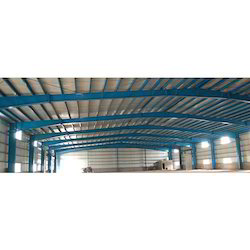 Prefabricated Sheds Structure