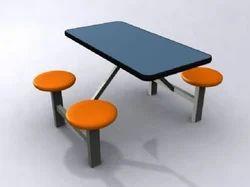 Metal Canteen Table