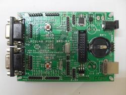 LPC2418 ARM Mini Board