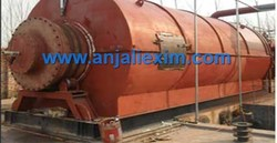 Fully Automatic 10 Tons Waste Tyre Pyrolysis Plant