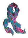 Printed Cotton Scarves