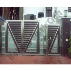 Stainless Steel Main Gates Designer
