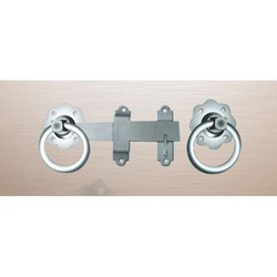 Gate Latch Plain Ring Handle