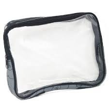 Pvc Bags-PVC Beauty Products Pack