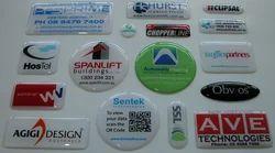 Domed Labels
