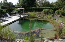 Swimming Pool In Ground Filtration Plant