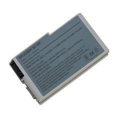 scomp laptop battery dell d600 520