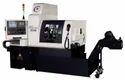 CNC Swiss Type Lathe Machine