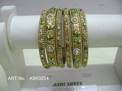 Hyderabadi Bangle Set