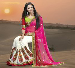 Latest Saree Designs Designer Party Wear Sarees Exporter
