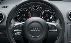 Genuine Audi RS Steering Wheels