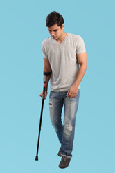 Walking Stick Elbow Support