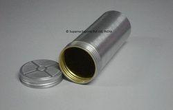 Aluminum Pharma Bottle