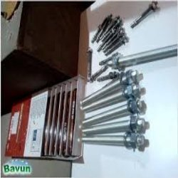 Chemical Bolt Anchoring