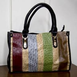 Ladies Multi Colored Handbags