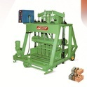 Hydraulic Operated Concrete Block Machine