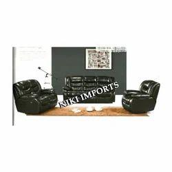 Reckliner Sofa Set - Leather