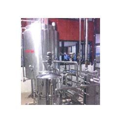 Sugar Syrup Production